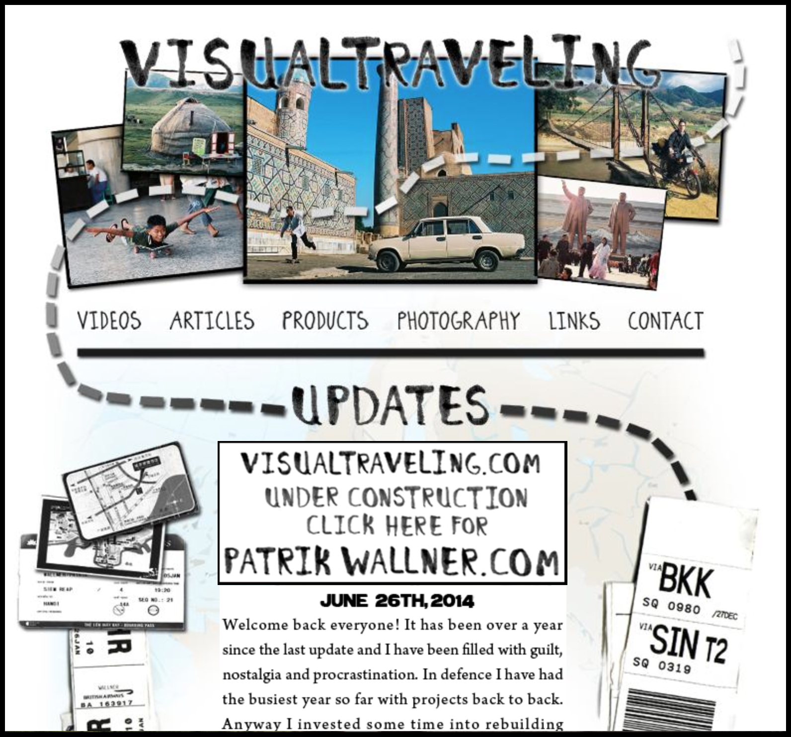 Visualtraveling Old