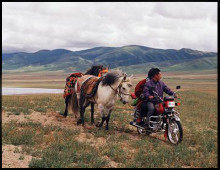 Photography – Qinghai & Yunan of China (2010)