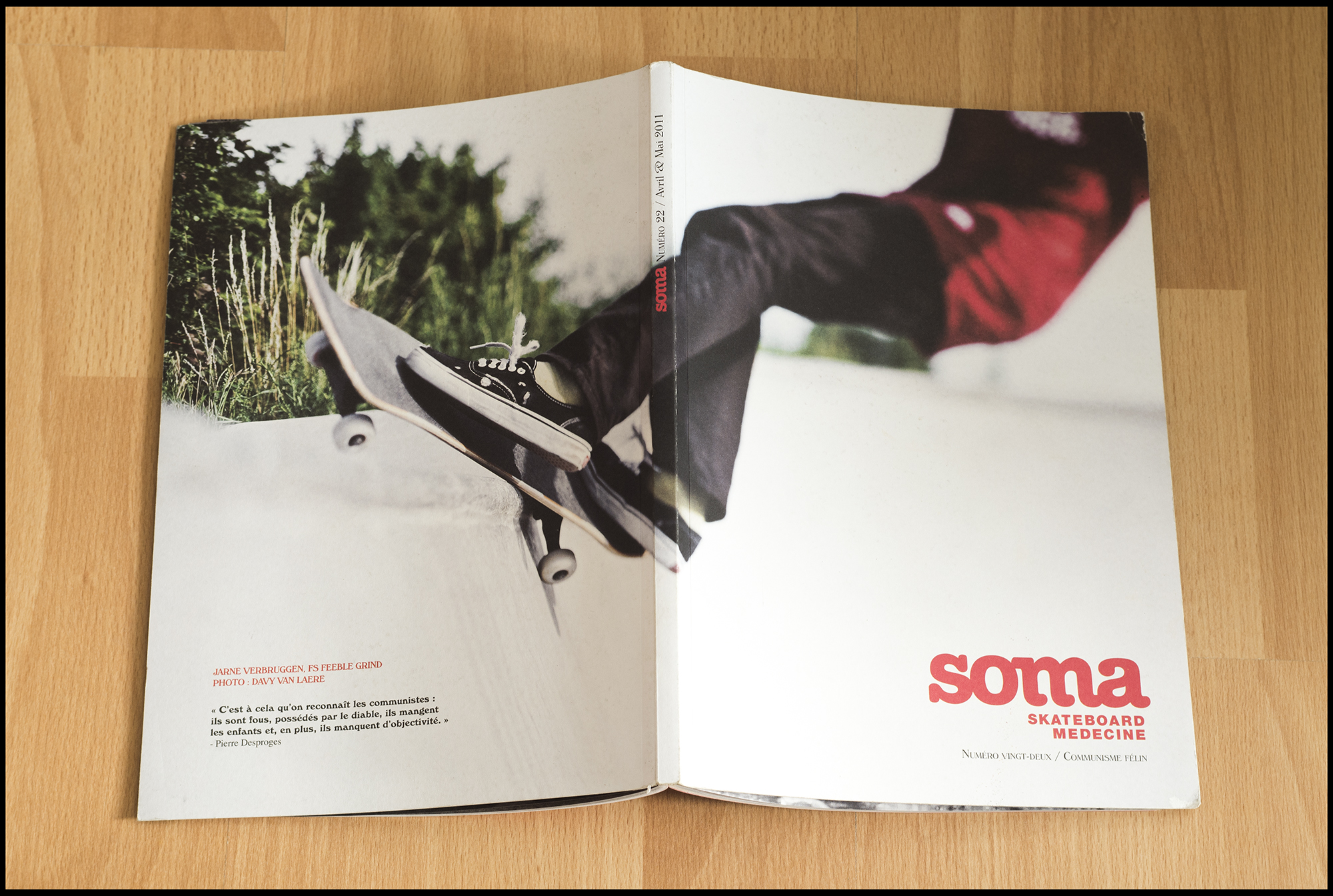 Magazines Soma Magazine Issue 26 Page 000 LOWQ 2000P
