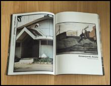 Magazine SB Japan – Skateboard Diaspora (2011)