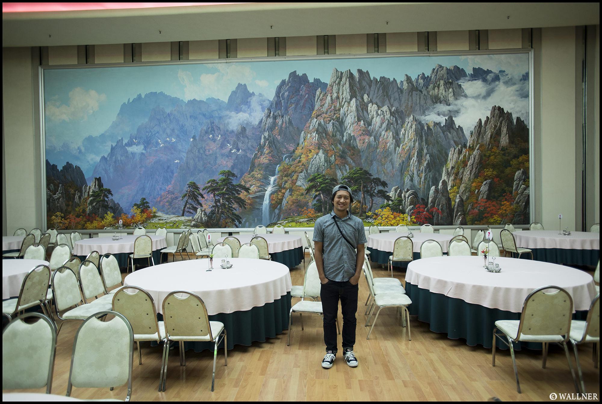 Digital Patrik Wallner Pyongyang Eric Hotel LOWQ 2000P