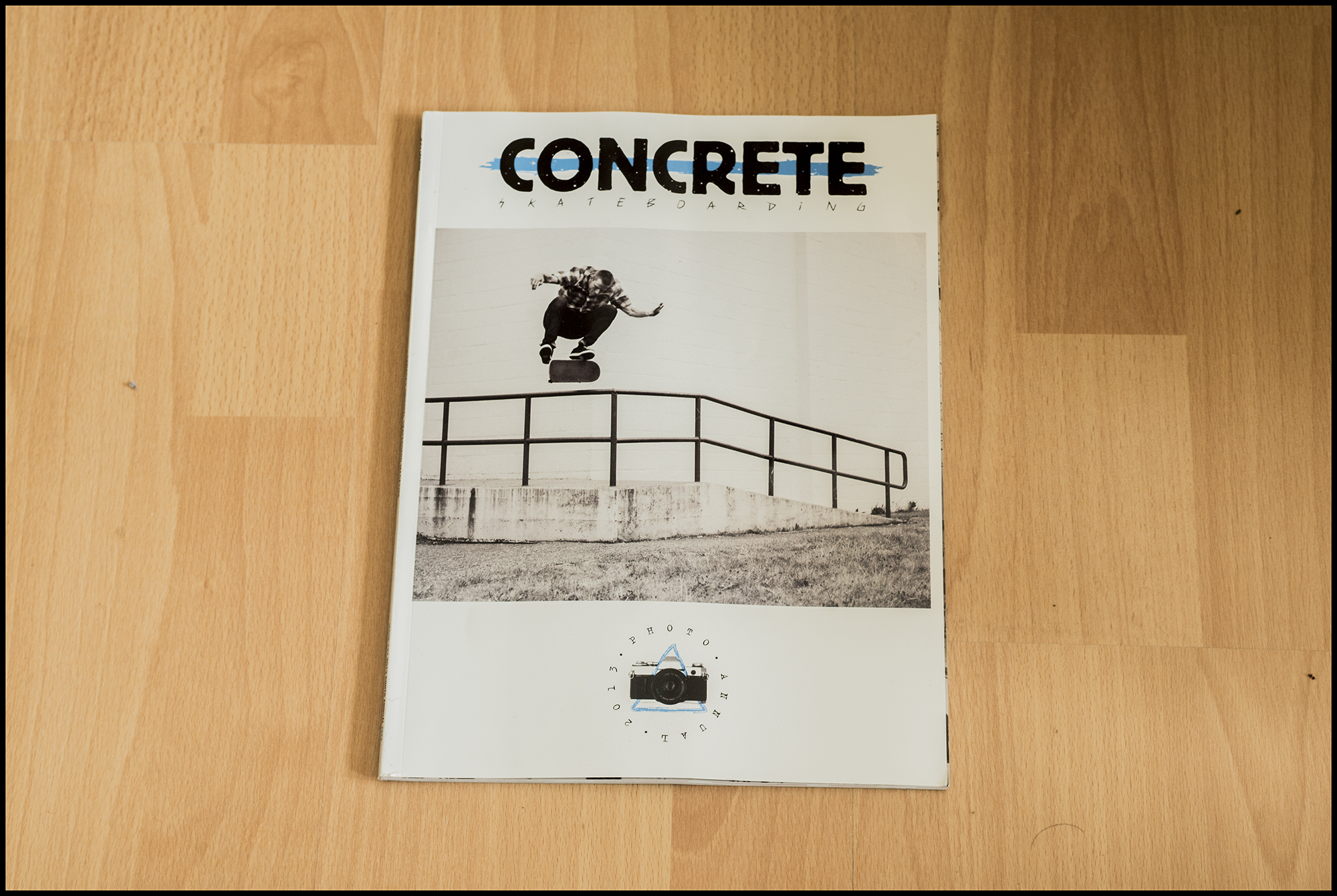 Concrete Magazine Wallner Page 00 2000P