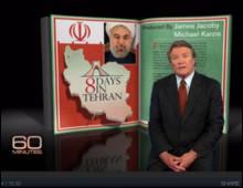 CBS 60 Minutes on Iran