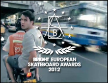 Bright European Skateboard Awards 2014