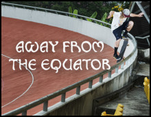 Red Bull – Away from the Equator