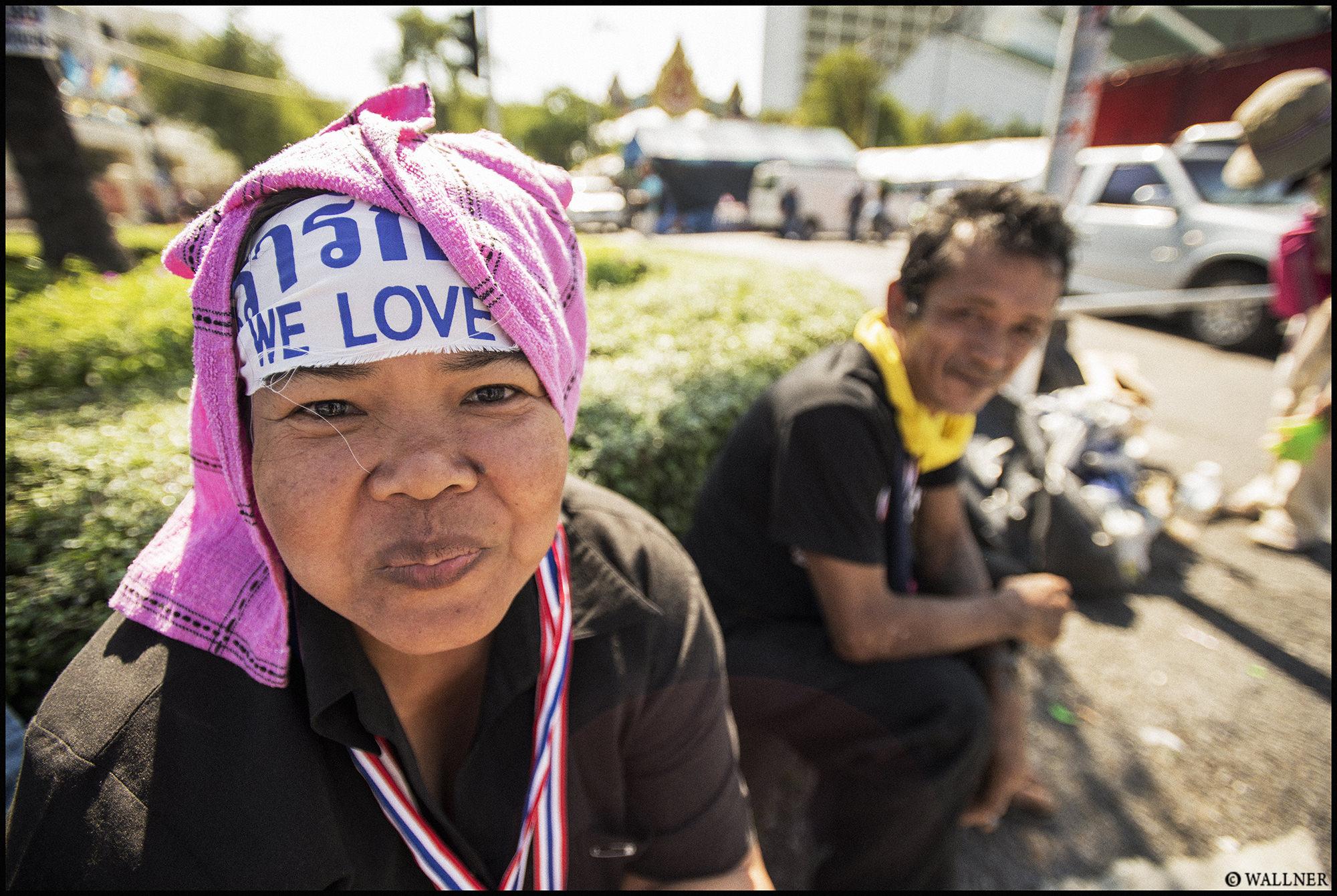 Digital Patrik Wallner Bangkok We Love the King LOWQ 2000P w WM
