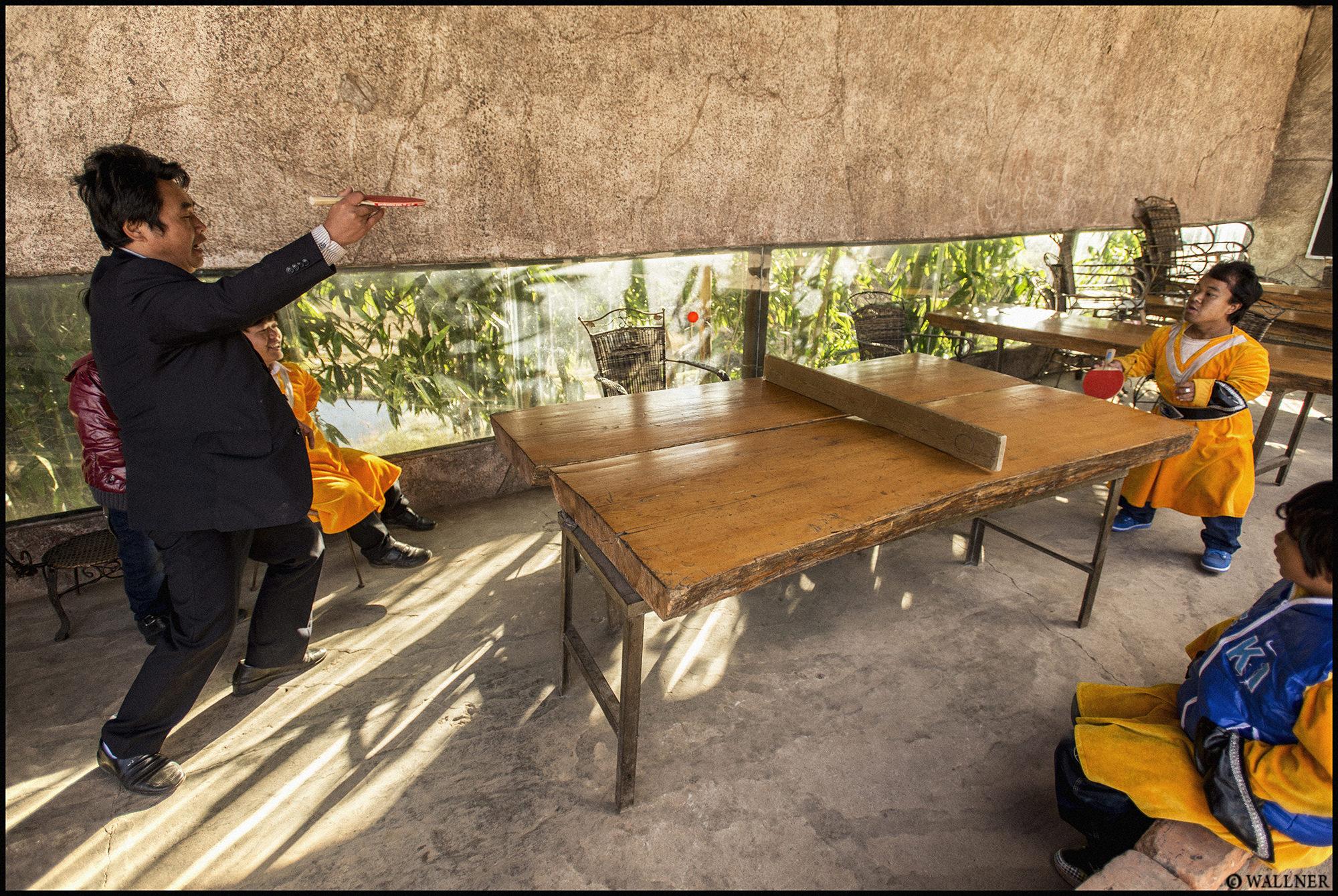 Digital Patrik Wallner Kunming Ping Pong LOWQ 2000P w WM