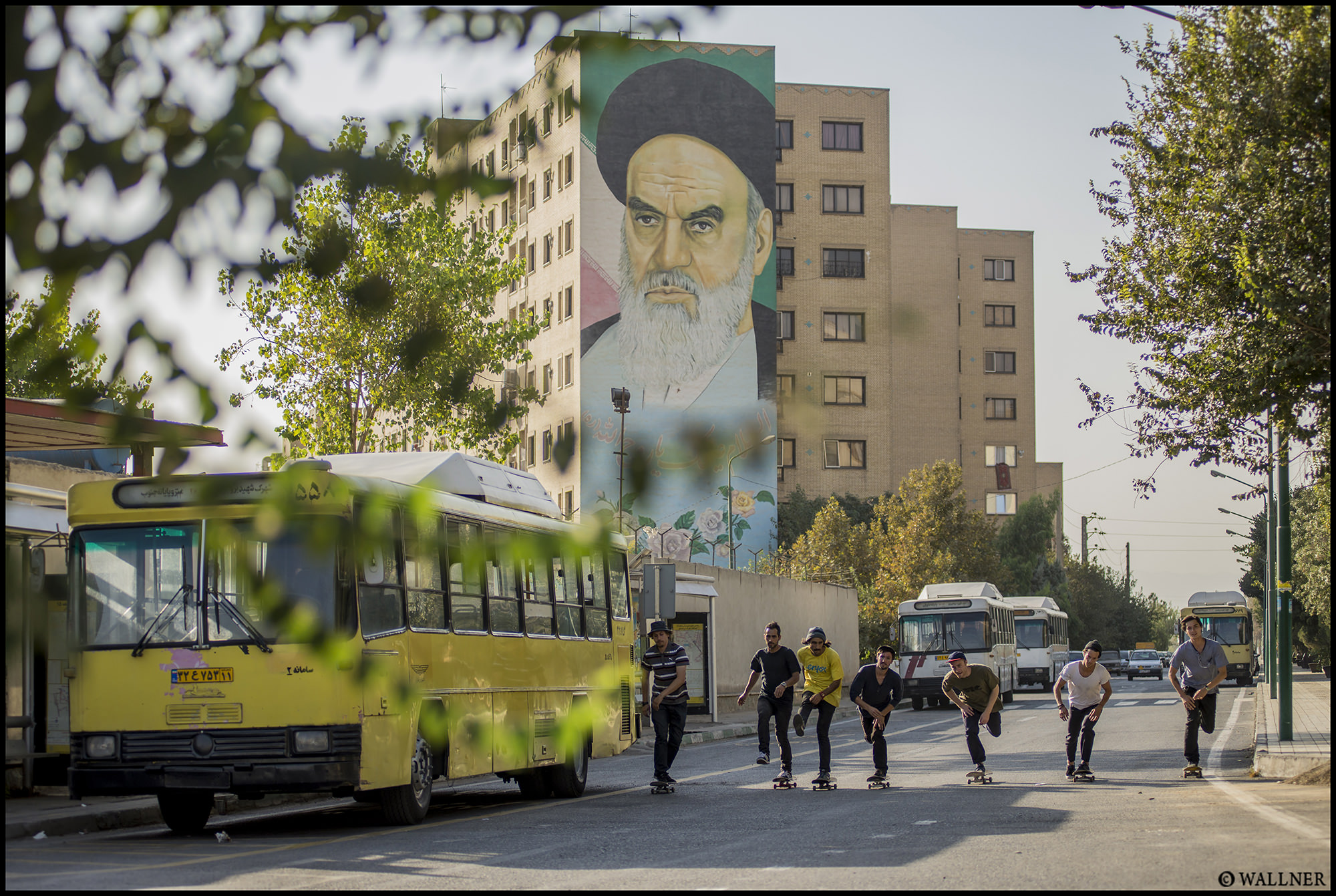 Digital Patrik Wallner Tehran Khomenei Push LOWQ 2000P