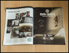 Skateboard Magazine – Travel Issue 321 (2013)