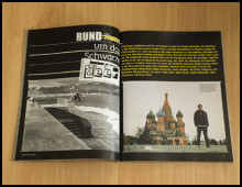 Magazine Playboard – Issue Sixty two (2010)