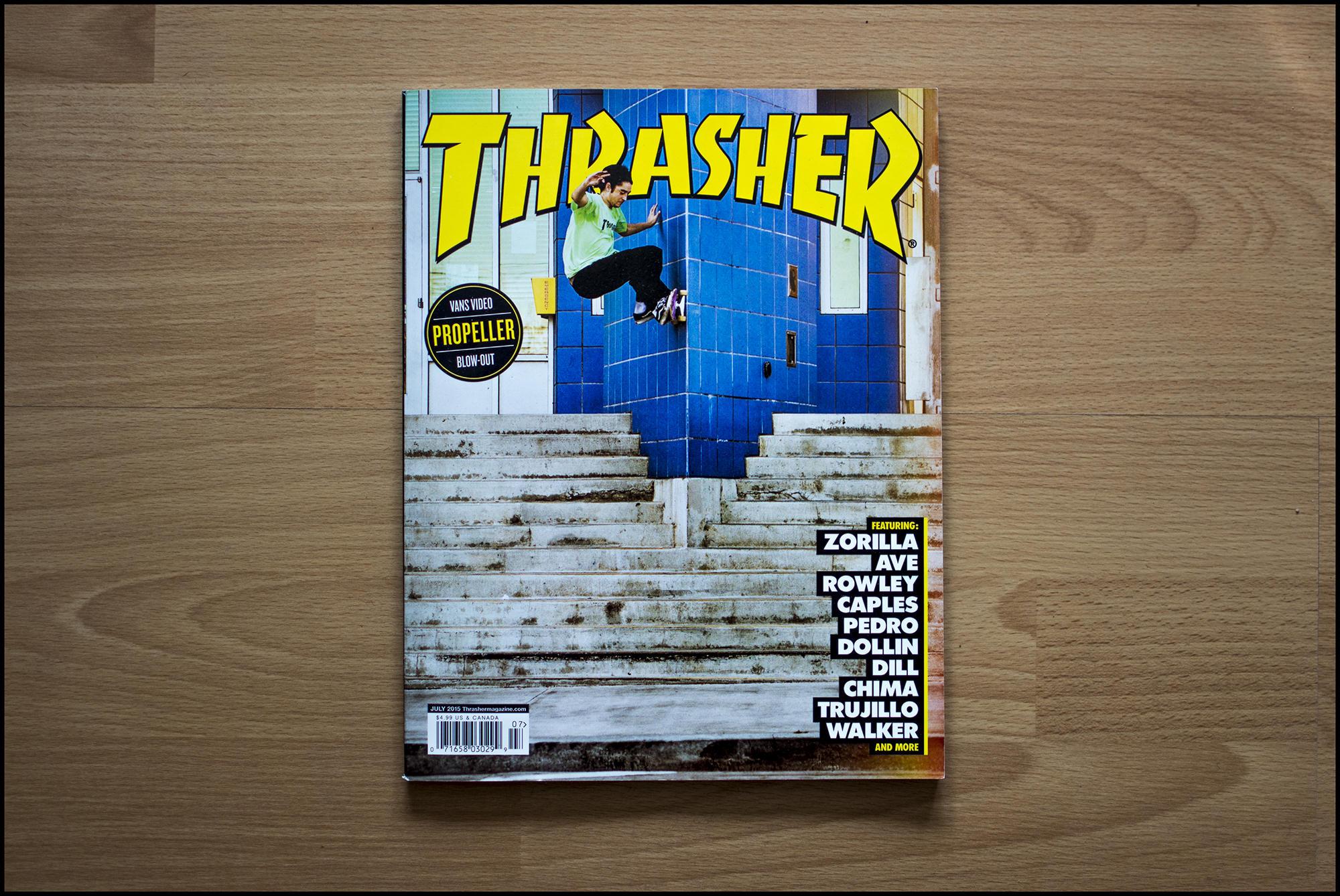 Magazines Thrasher Arabia 00 LOWQ 2000P
