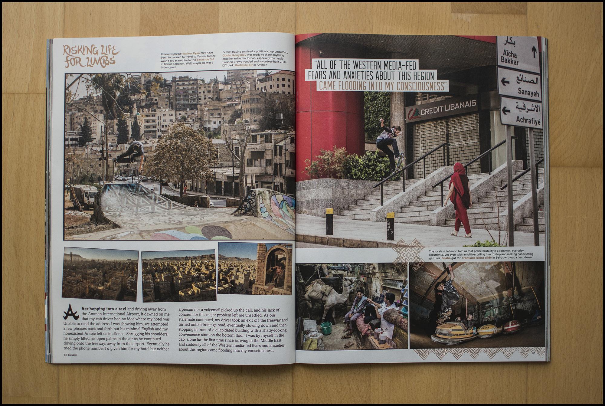 Magazines Thrasher Arabia 02 LOWQ 2000P