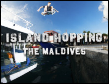 Red Bull – Island Hopping Part 1