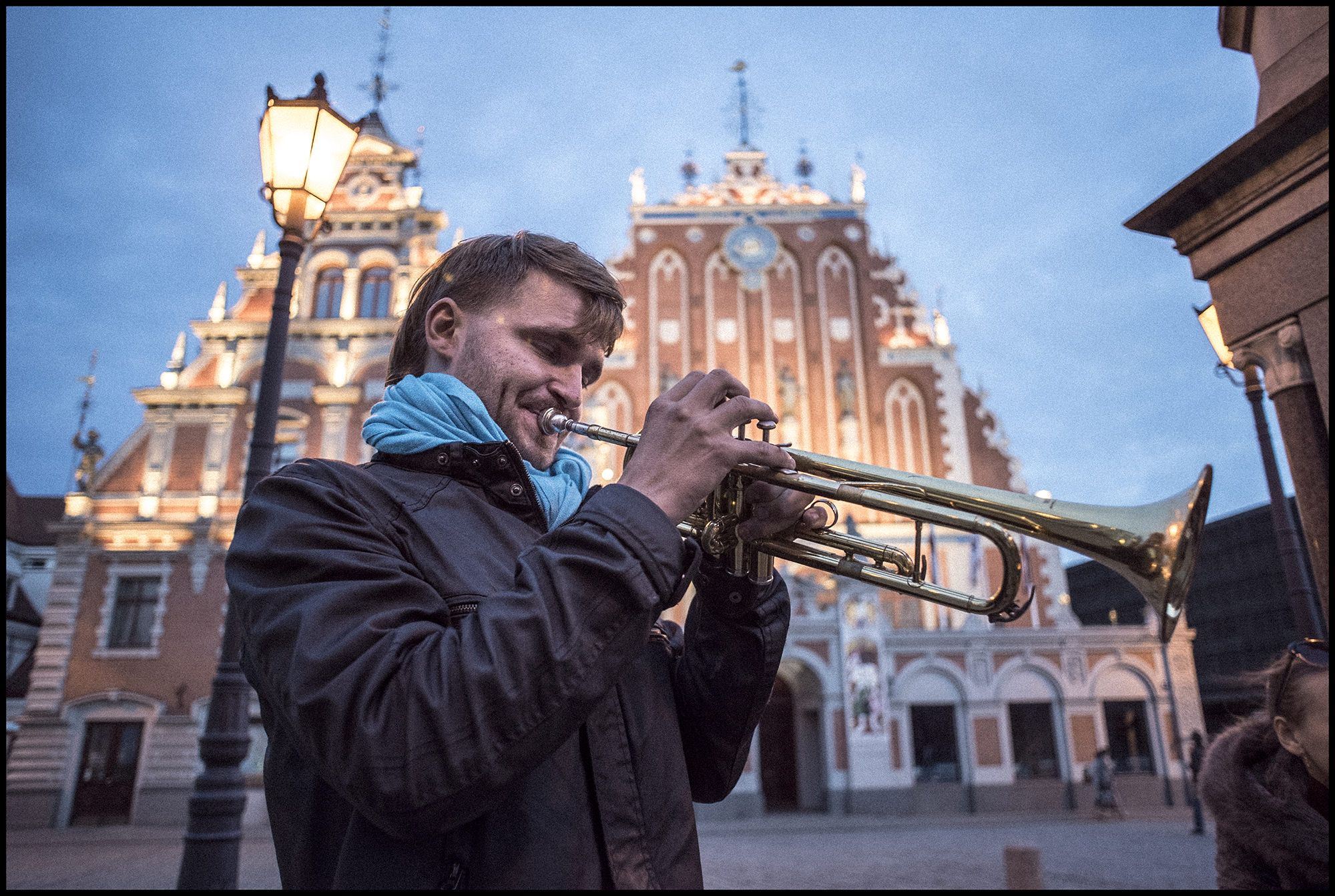 Digital Patrik Wallner Riga Blue Light Trumpet LOWQ 2000P