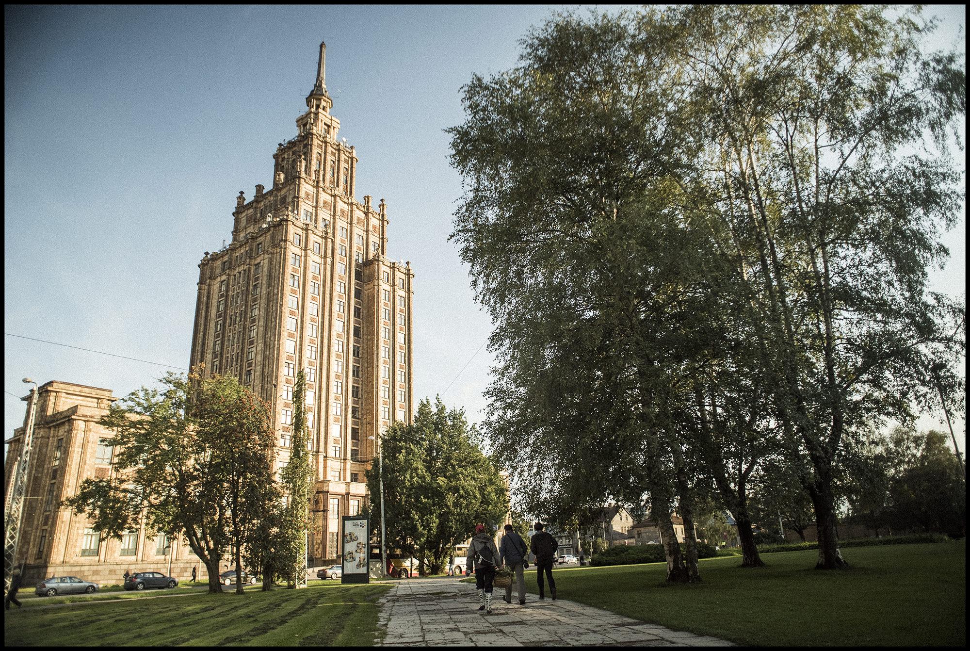 Digital Patrik Wallner Riga Stalinist Architecture LOWQ 2000P