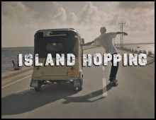 Red Bull – Island Hopping