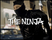 Visualtraveling – The Ninja