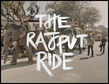 Red Bull – The Rajput Ride