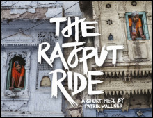 Red Bull – The Rajput Ride (Main Feature + BTS)
