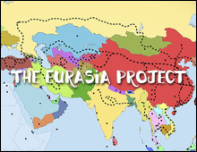 Visualtraveling – Eurasia Project Trailer #1