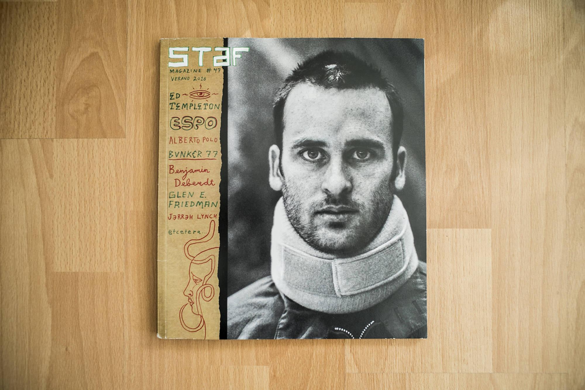 Staf Magazine 2018 EA Article Page 00 LOWQ 2000P