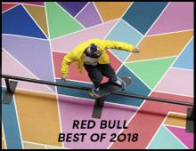 Red Bull – Skateboarding Best of 2018