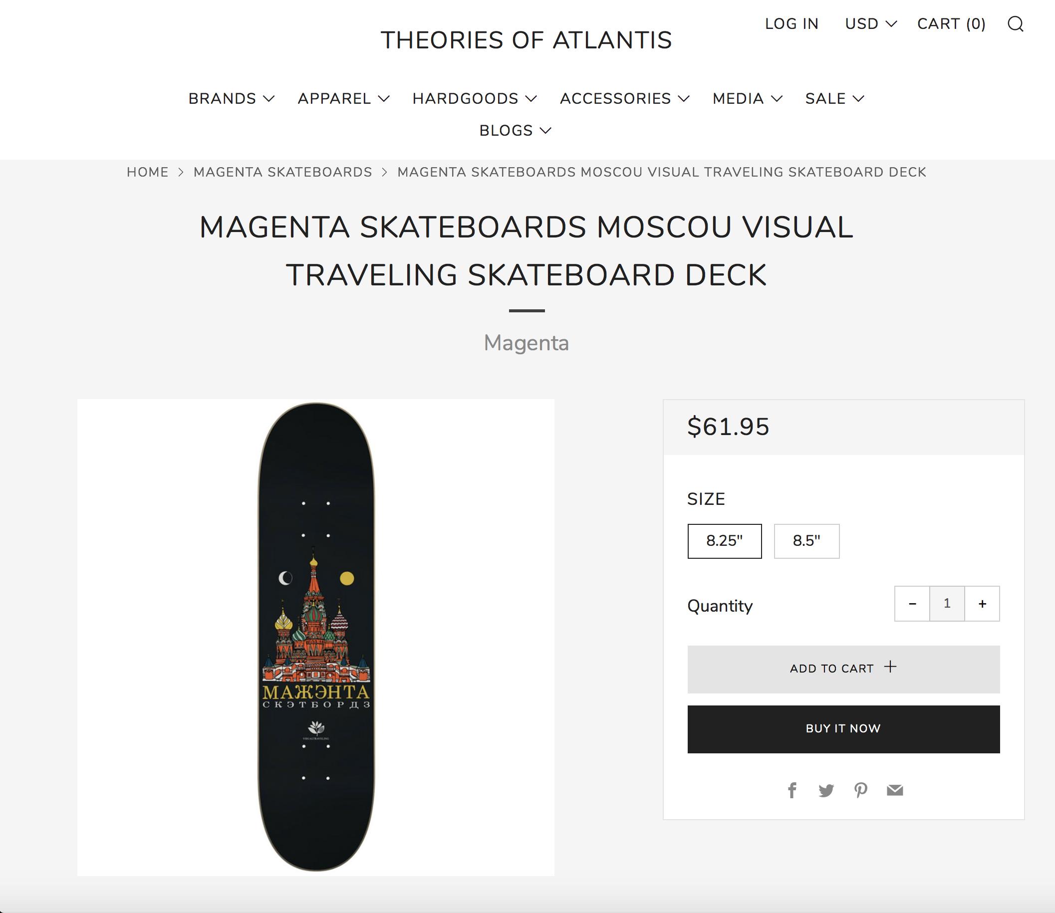 Theories Store Magenta