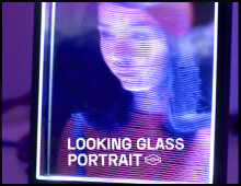 The Looking Glass Portrait (2020)