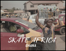 Red Bull – Skate Africa Ghana Episode (2020)